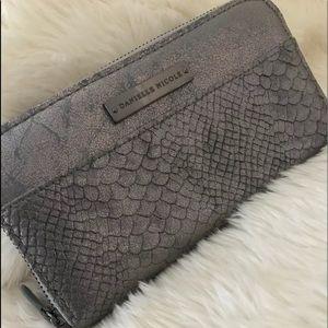 Beautiful gray snake skin design Danielle  Nicole